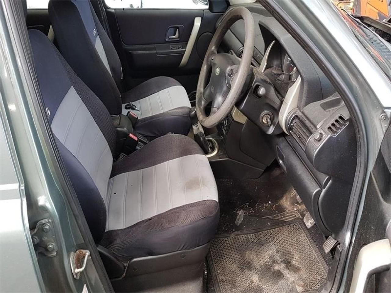 Bara fata Land Rover Freelander 2005 SUV 2.0d