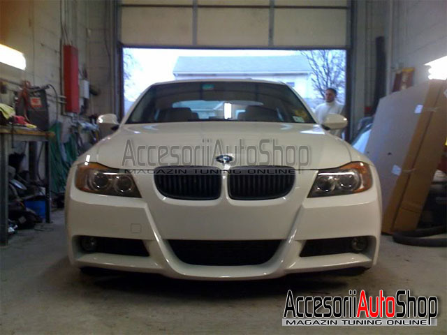 Bara fata M-tech BMW E90 2005-2008