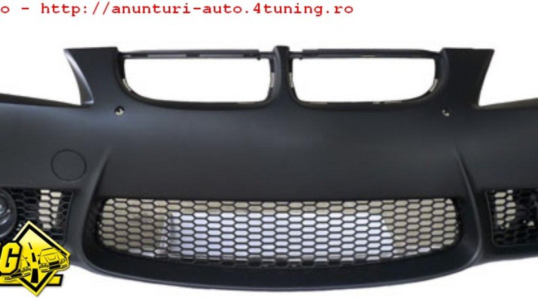 Bara fata M3-Look BMW E90 E91 Limousine Touring cu locas PDC