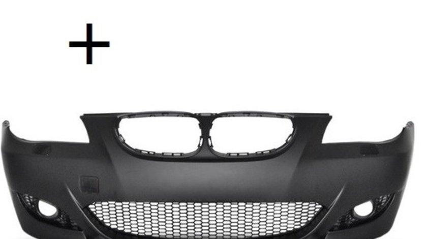 Bara fata M5 plus Grile negre BMW seria 5 E60 E61 03-10