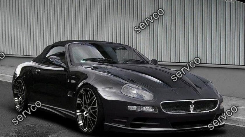 Bara fata Maserati 4200 GT Spyder Coupe 2001-2007 v1