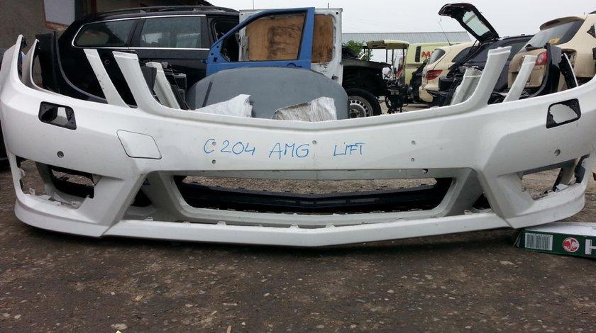 Bara fata mercede C W204 Avantgarde si AMG facelift