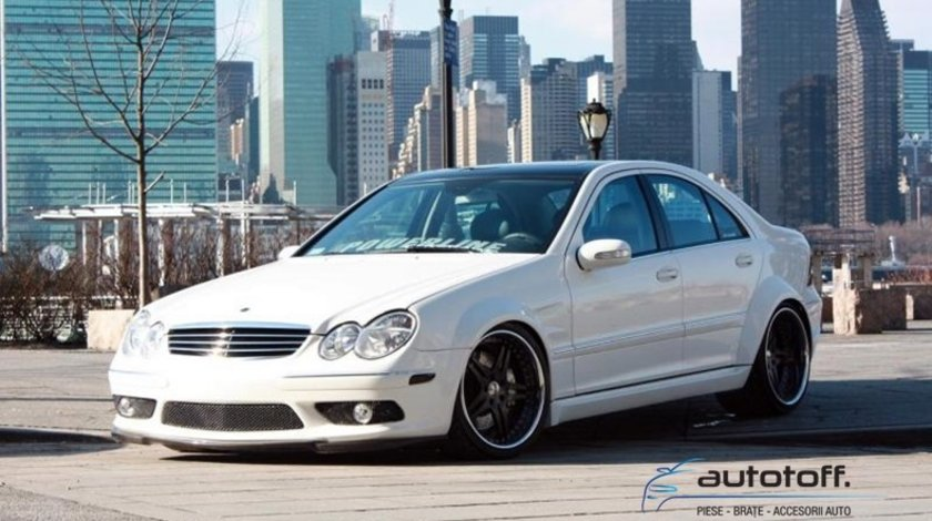 Bara fata Mercedes C-Class W203 (2000-2006) AMG Design