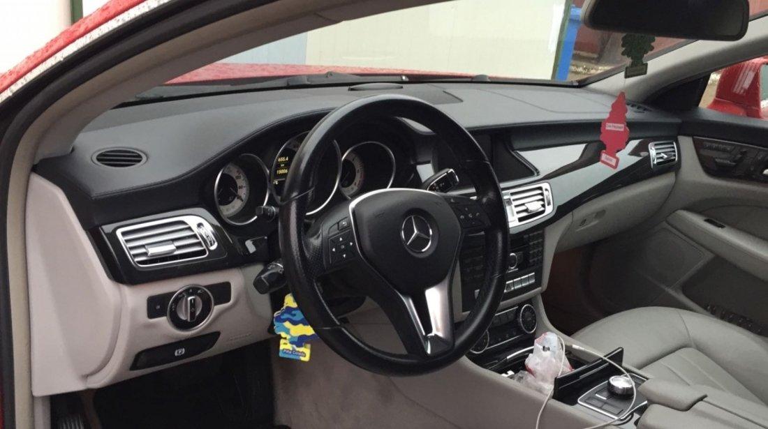Bara fata Mercedes CLS W218 2014 coupe 3.0