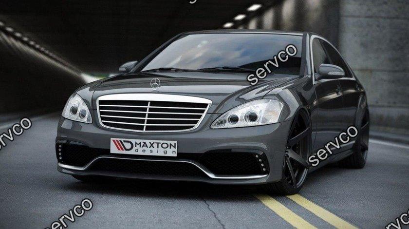 Bara fata Mercedes S Class W221 W205 Look 2005-2013 v1