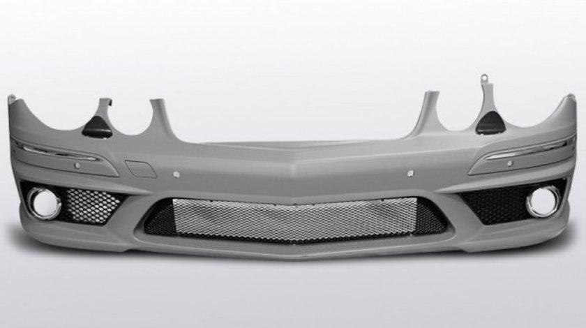 Bara fata Mercedes W211 06-09 E63 Style PDC