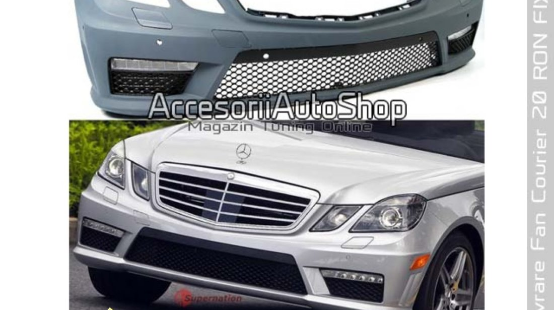 Bara fata Mercedes W212 AMG E CLASS 2009