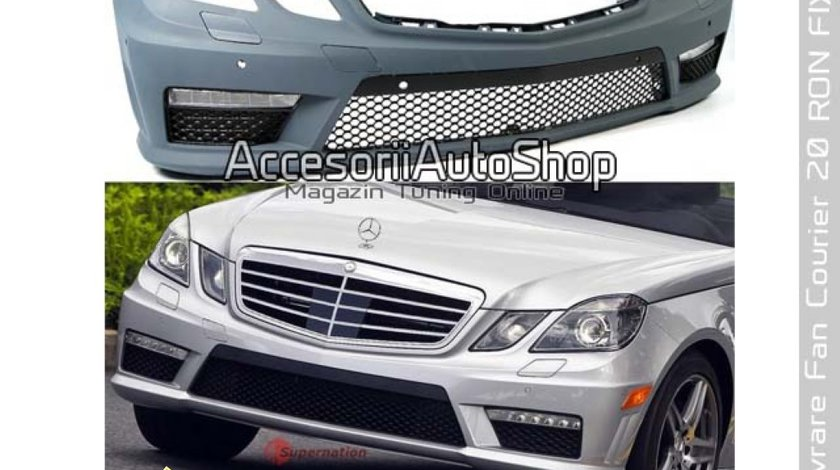 Bara fata Mercedes W212 E Class AMG Plastic