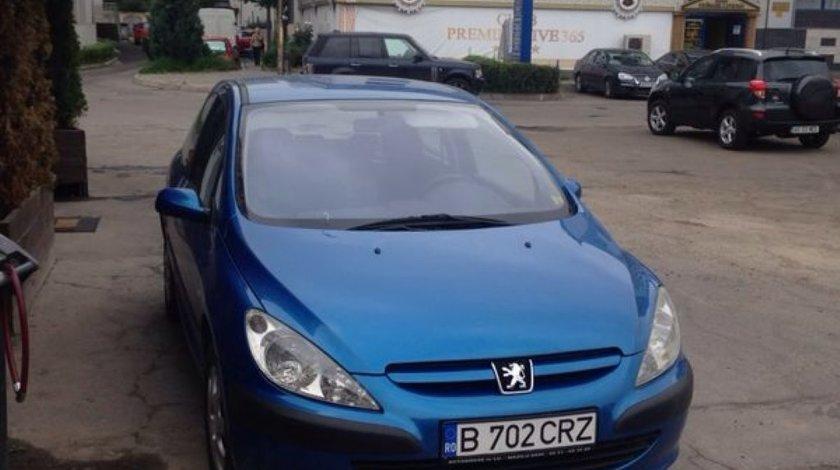Bara fata Peugeot 307 2002