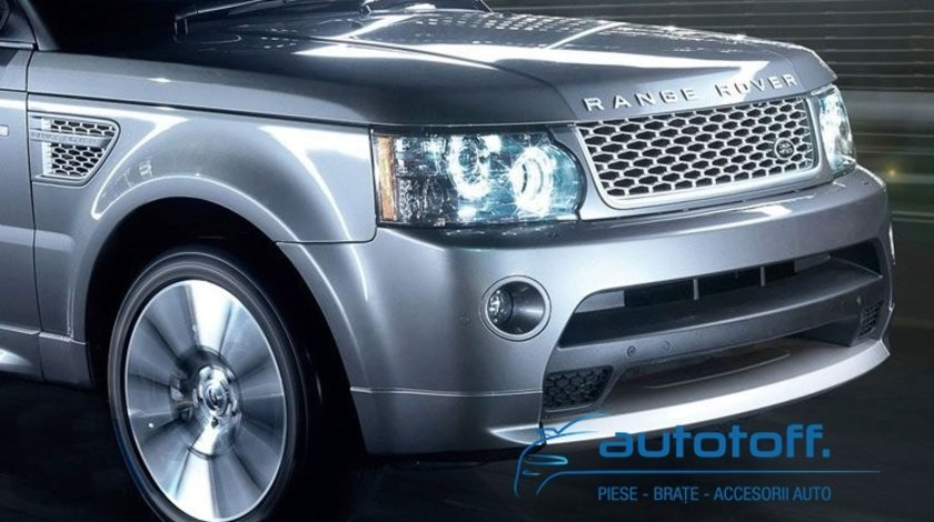 Bara fata Range Rover Sport design Autobiography