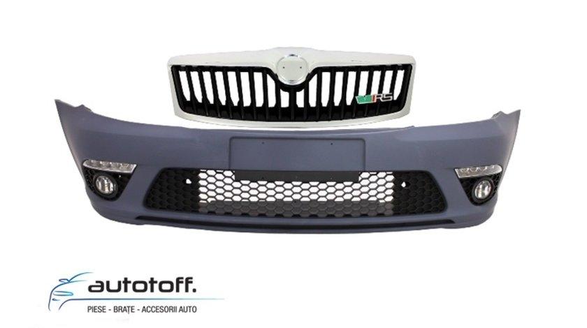 Bara fata RS Facelift Skoda Octavia 2 (2009-2013)