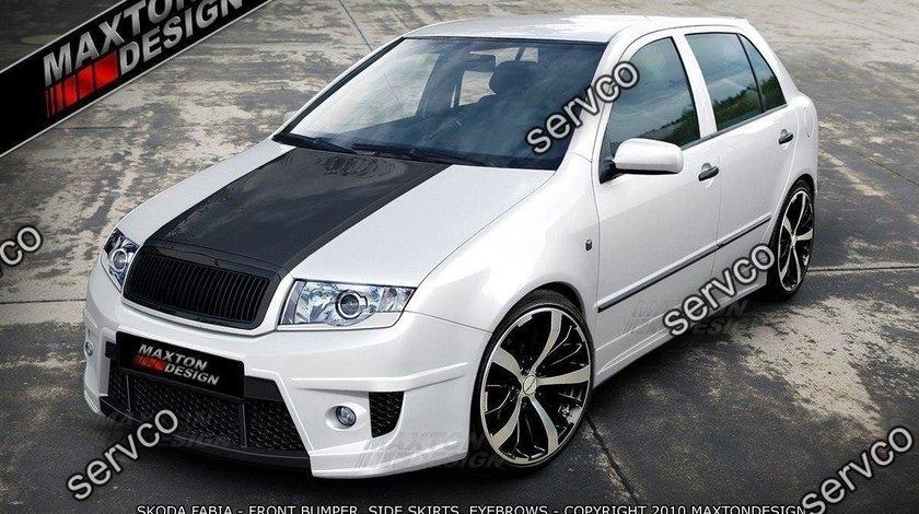 Bara fata Skoda Fabia Mk1 Demonic 1999-2007 v1