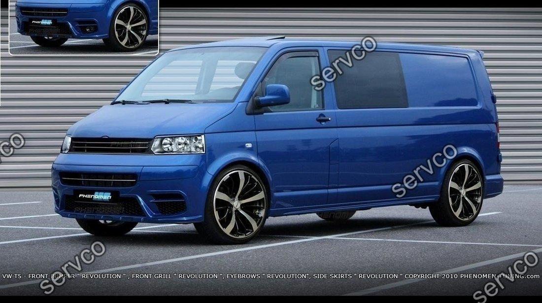 Bara fata Volkswagen T5 Revolution 2003-2009 v1