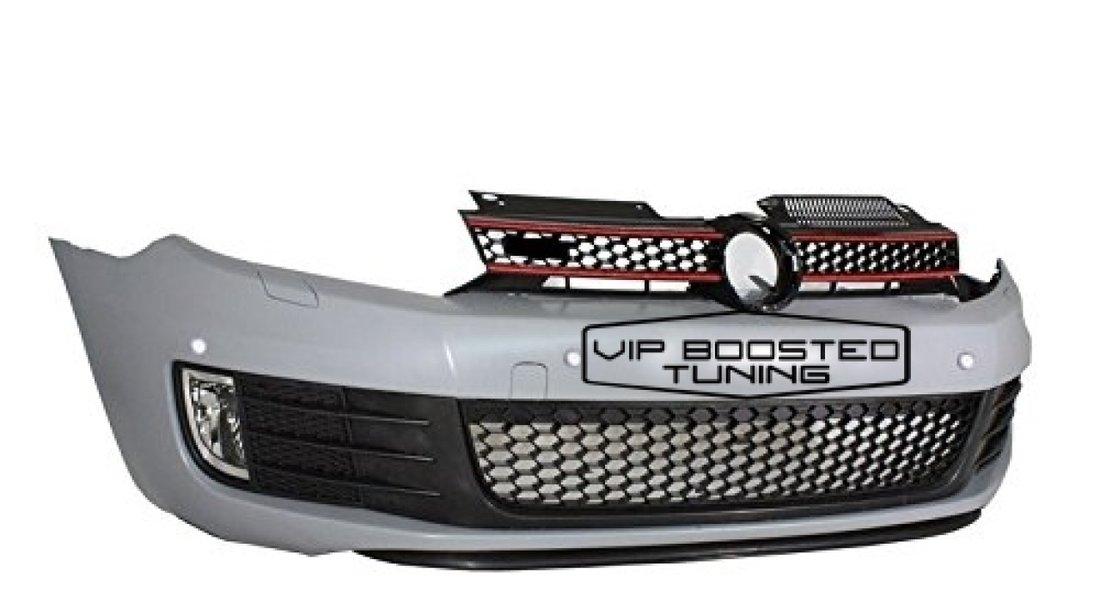 Bara Fata Volkswagen VW Golf VI 6 (2008-2013) GTI Look pentru senzori de parcare
