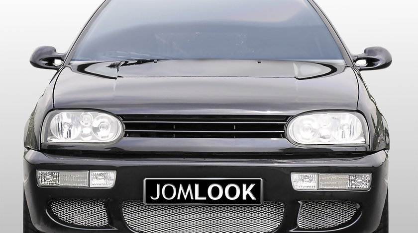 Bara fata VW Golf 3 plastic Negru