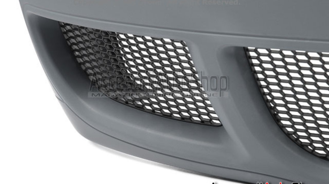 BARA FATA VW GOLF 4 MODEL R32 - 580 LEI Grile din plastic