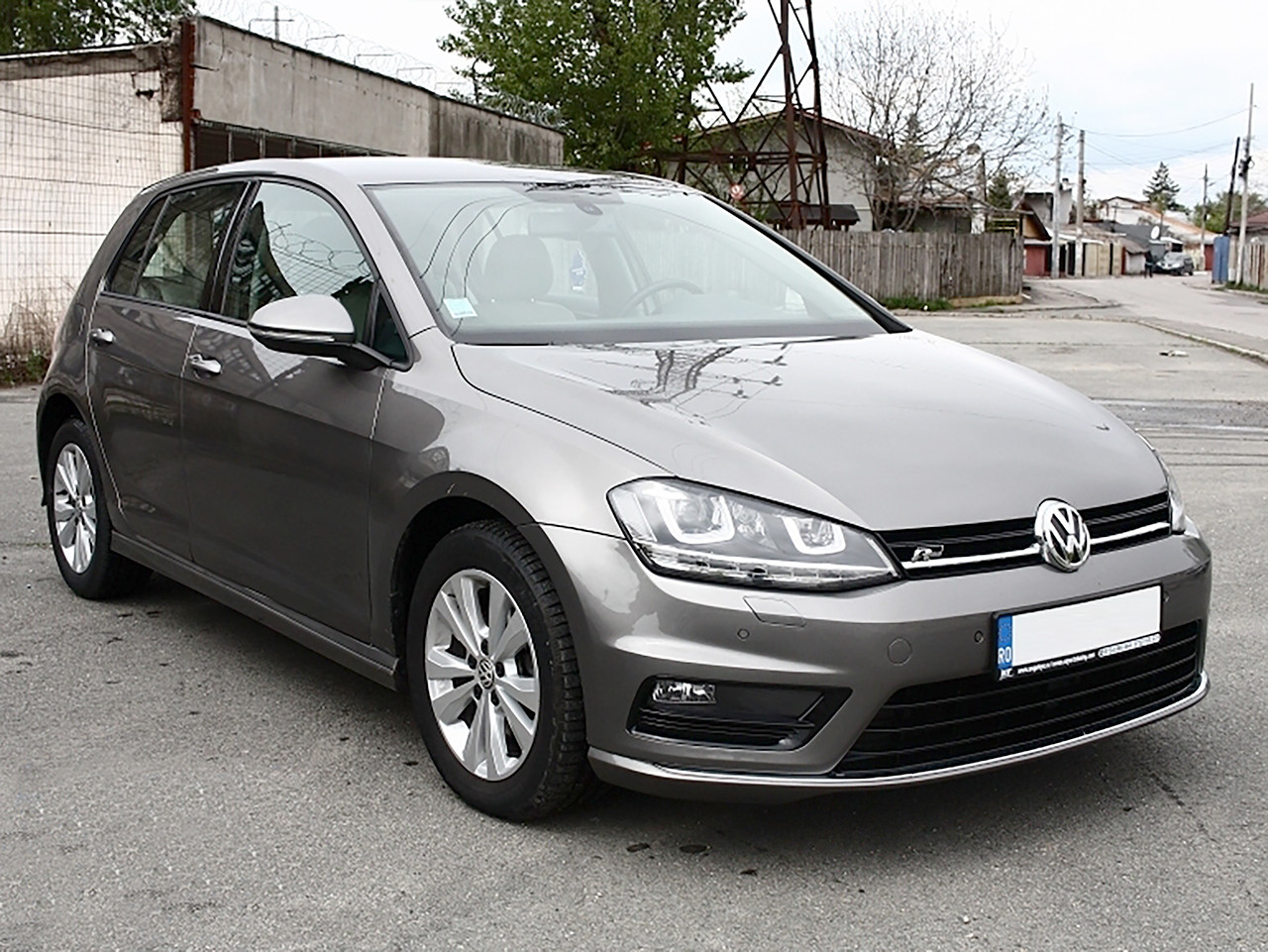 Bara fata VW Golf 7 (13-17) R-Line Design