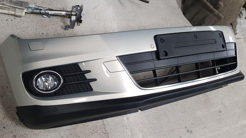 Bara fata Vw Tiguan Facelift cu spalatoare si senzori 2011 2012 2013