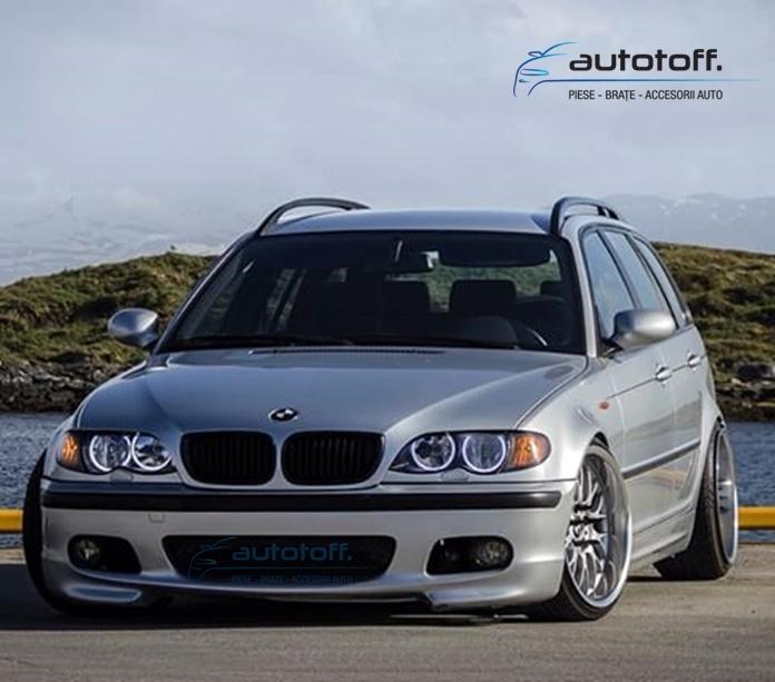 BARA M BMW E46 M TECH completa cu proiectoare