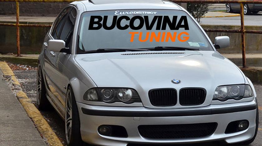 BARA M TECH BMW E46 (1998-2003) - OFERTA - 549 LEI completa - cu proiectoare !