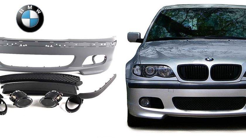 Bara M tehnic fata + proiectoare BMW Seria 3 E46 1998 2005