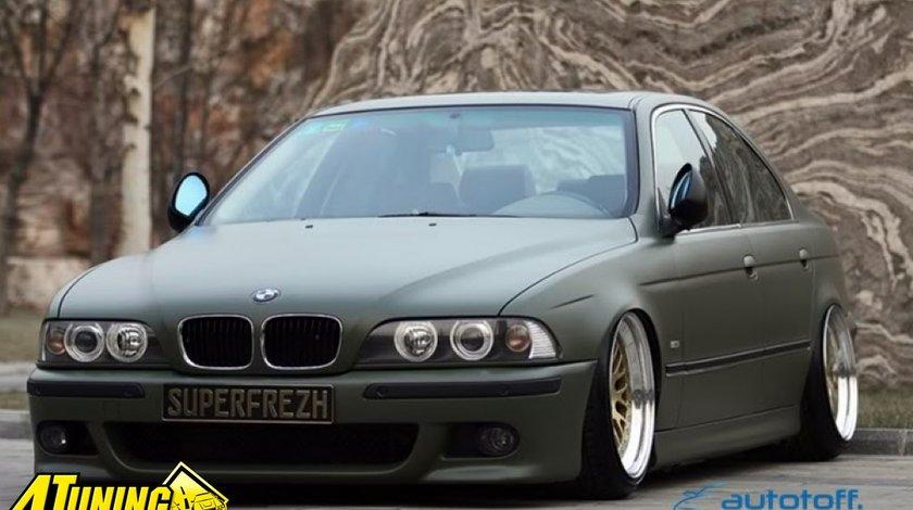 BARA M5 BMW E39 seria 5 - BARA FATA E39 completa cu grile si proiectoare