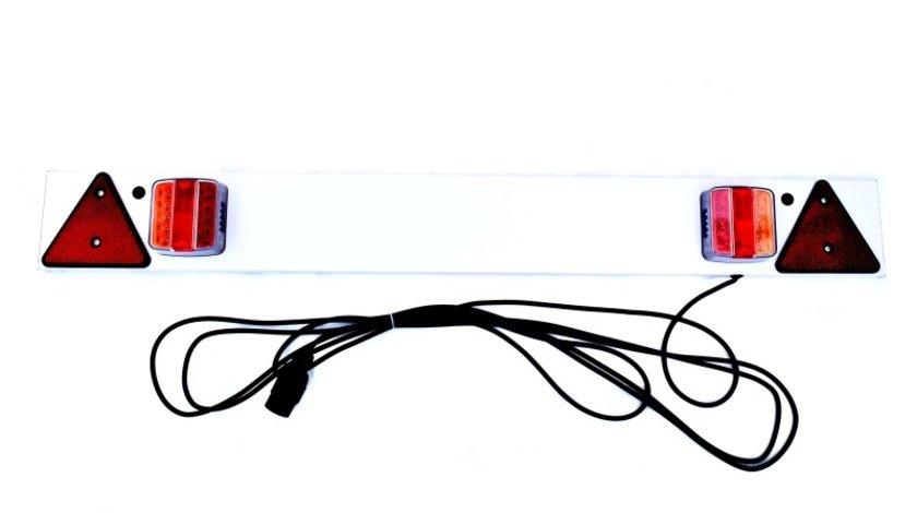 Bara remorca cu lampa SMD 12V