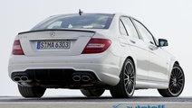 Bara spate AMG Mercedes C Class W204 Facelift C63 ...