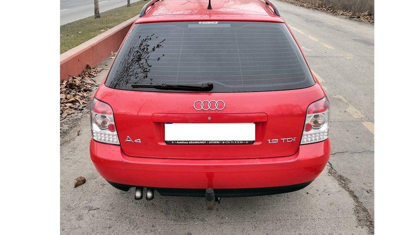 Bara spate Audi A4 B5 Break Facelift