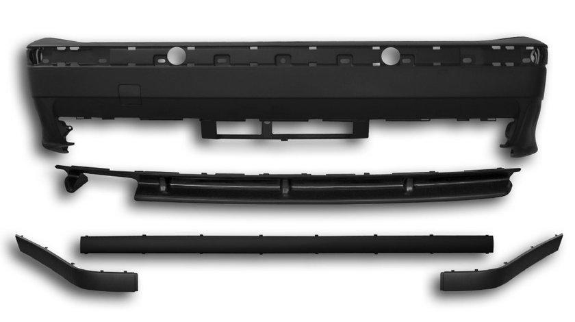Bara spate BMW E36 model M3 Negru plastic
