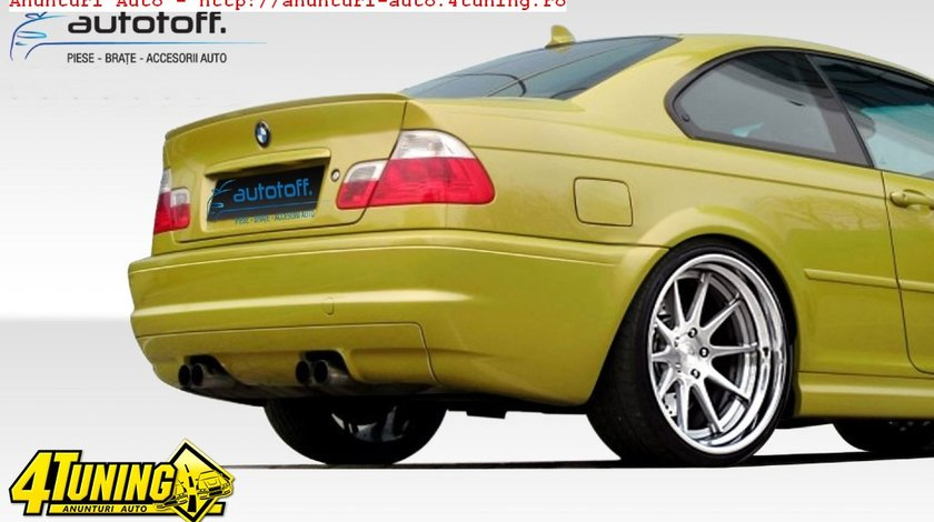 BARA SPATE BMW E46 COUPE M3