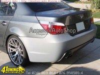 Bara spate BMW E60 M pachet cu difuzor Pret 325 EURO