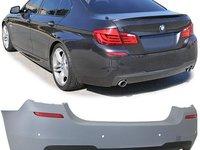 BARA SPATE BMW F10 DUPA 2010 M-PERFORMANCE-LOOK CU SENZORI