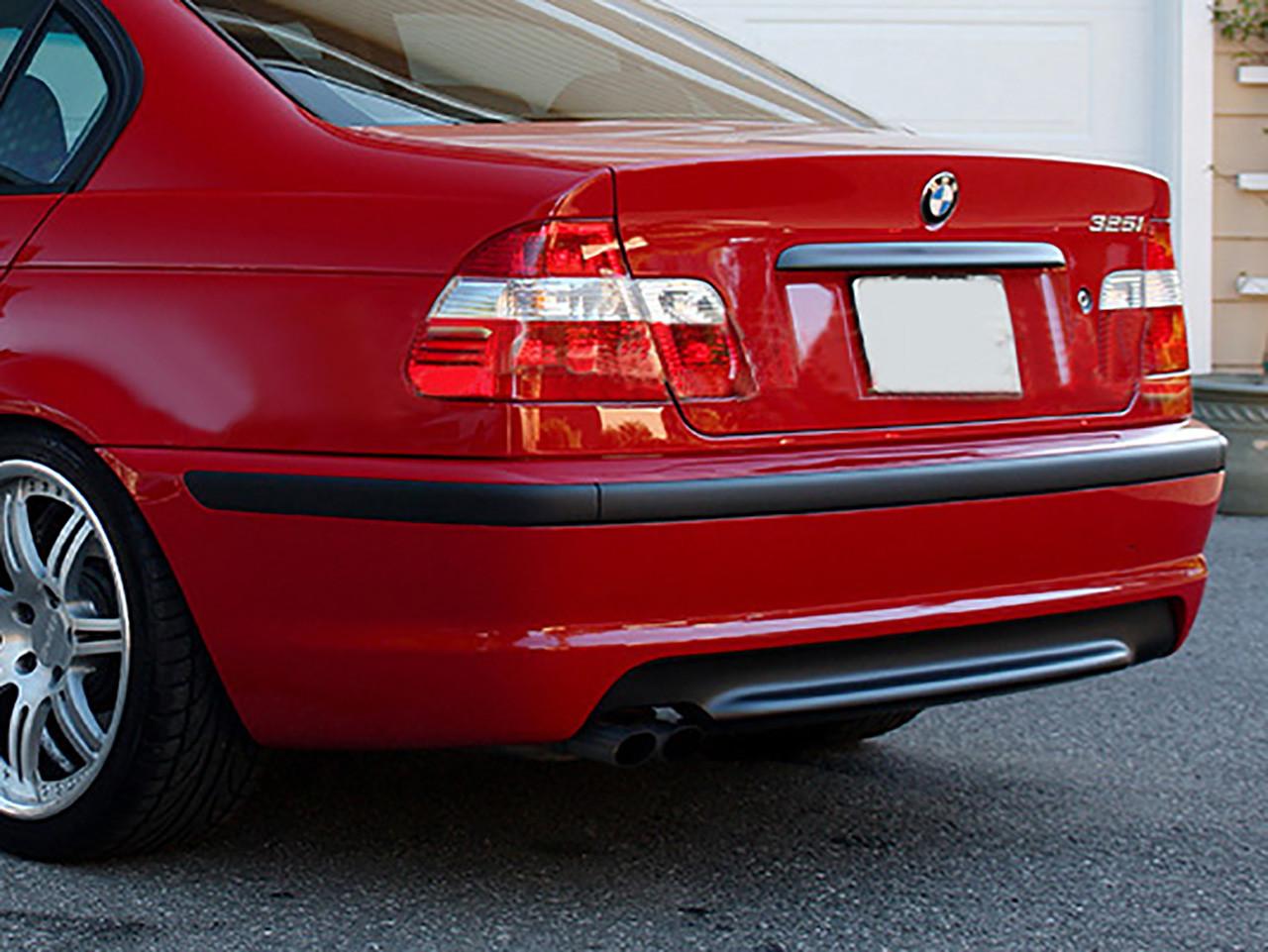 Bara spate BMW Seria 3 E46 Limousine (98-05) M-Tech Design fara PDC