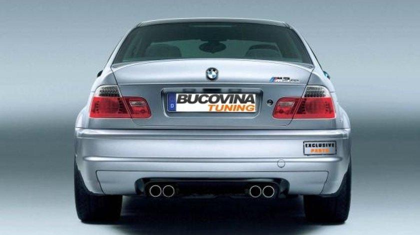 BARA SPATE BMW SERIA 3 E46 M3 CSL DESIGN (1998-2005)