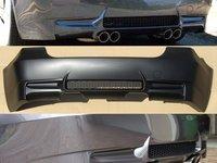 Bara spate BMW Seria 3 E90 M3 - Dubla Evacuare