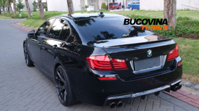 Bara spate BMW Seria 5 F10 (10-17) M-Performance Design