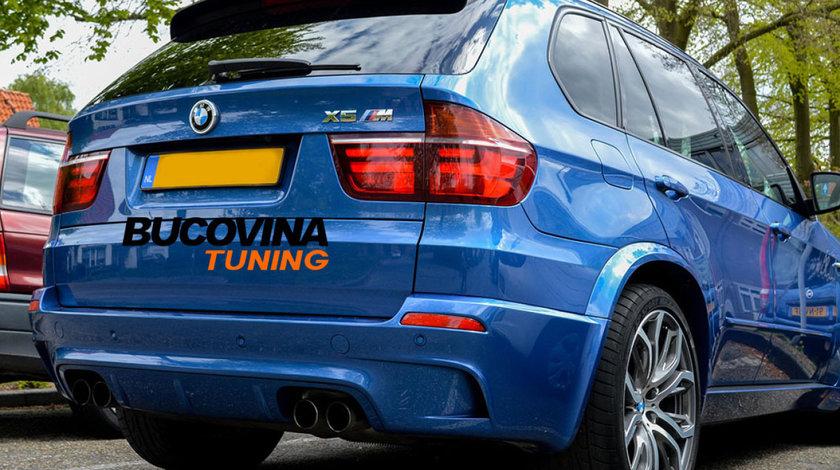 Bara spate BMW X5 E70 (07-13) M-Design