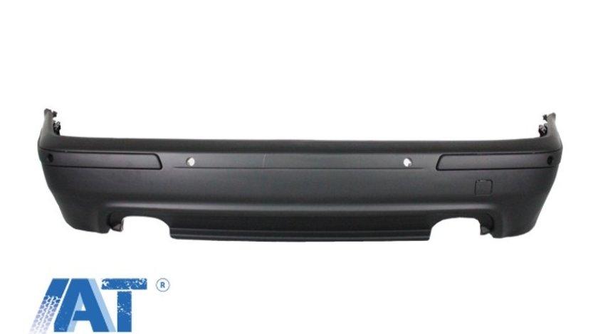 Bara Spate compatibil cu BMW Seria 5 E39 Evacuare Dubla (1995-2003) cu PDC