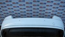 Bara spate cu senzori Audi A5 Facelift 8F Cabrio 8...