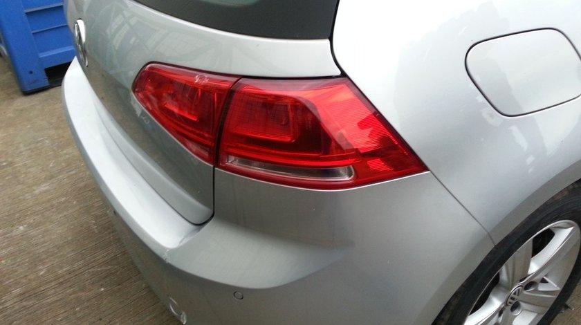 Bara spate cu senzori de parcare Vw Golf 7 model 2013