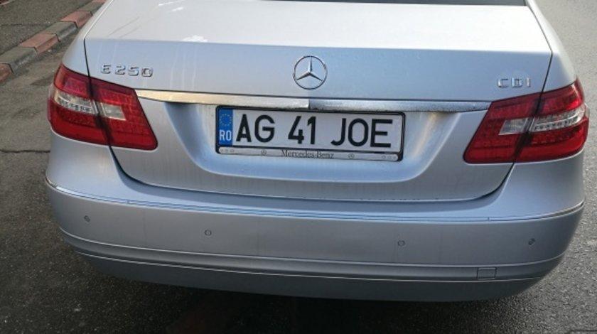 Bara spate cu senzori parcare Mercedes E Class W212 2012