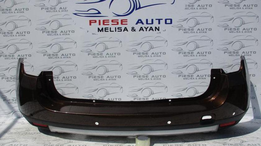 Bara spate Dacia Duster an 2010-2011-2012-2013-2014 Gauri pentru 4 senzori