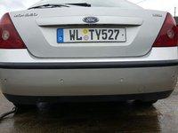 Bara Spate Ford Mondeo MK3 cu gauri pentru senzori de parcare