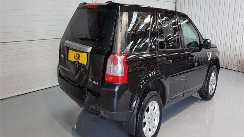 Bara spate Land Rover Freelander 2008 suv 2.2