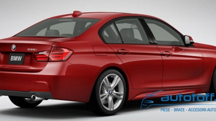 Bara spate M Tech BMW seria 3 F30