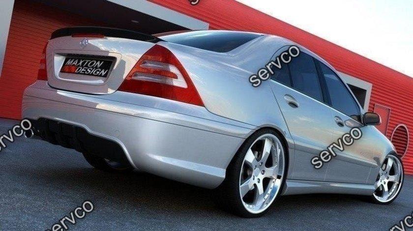 Bara spate Mercedes C Class W203 AMG 204 Look 2000-2006 v1
