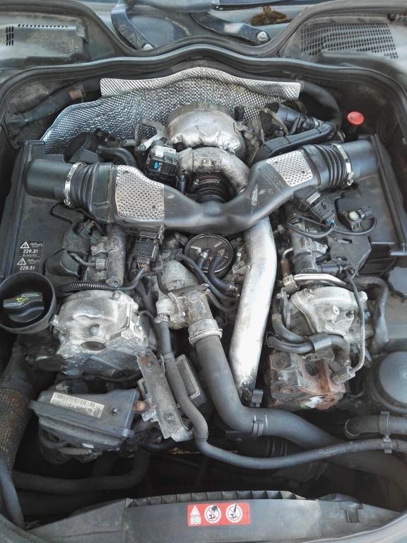 Bara spate Mercedes E-CLASS W211 2005 BERLINA E320 CDI V6