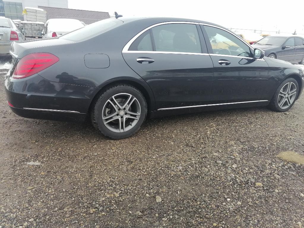 Bara spate Mercedes S-Class W222 2014 berlina 3.0