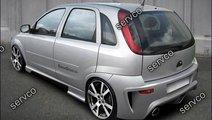 Bara spate Opel Corsa C 2000-2003 v2